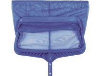 Bazénová síťka hlubinná HARD - pro odstranění nečistot ze dna i hladiny bazénu, modrý plast, 0.7kg