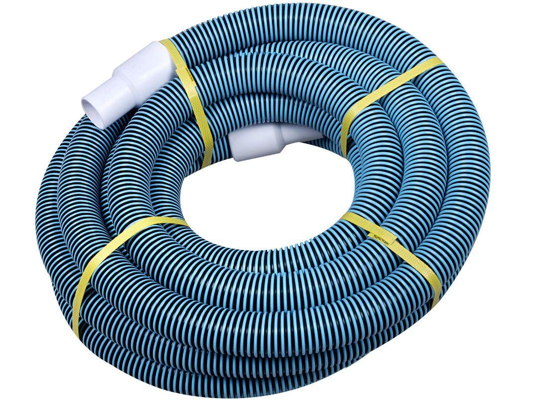 Hadice k bazénovému vysavači - HYDROFLOT - spojovatelná - 7m, EVA materiál, plovoucí, jeden konec napevno, druhý otočný, 2kg (311015) Hanscraft