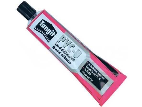 Lepidlo Tangit PVC-U 125g - tuba, ke spojení bazénového trubkového systému, 0.125kg (313651)