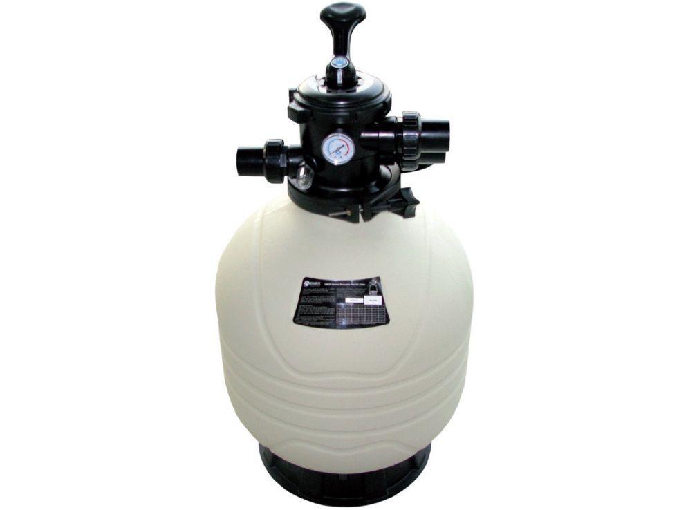 Písková filtrace do bazénů HANSCRAFT GECCO TOP 775 - 23.5m3/h, filtrační nádoba, 0.47m2, 320kg písku, 38.8kg (304094)