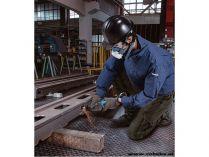 Aku pracovní bunda Makita DFJ300ZXL, velikost XL, s ventilátorem Li-ion 10,8V/14,4V/18V