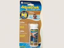 AquaChek testovací proužky - 3v1 měď, pH a celkovou alkalitu, 0.07kg