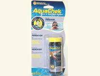 AquaChek testovací proužky - 3v1 - peroxid, pH a celková alkalita, 0.07kg