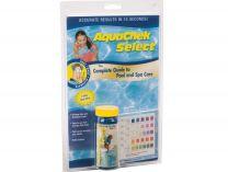 AquaChek testovací proužky - 7v1 - CL+stupnice, 0.2kg