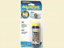 AquaChek testovací proužky - sůl 400-7000 mg/l, 0.07kg