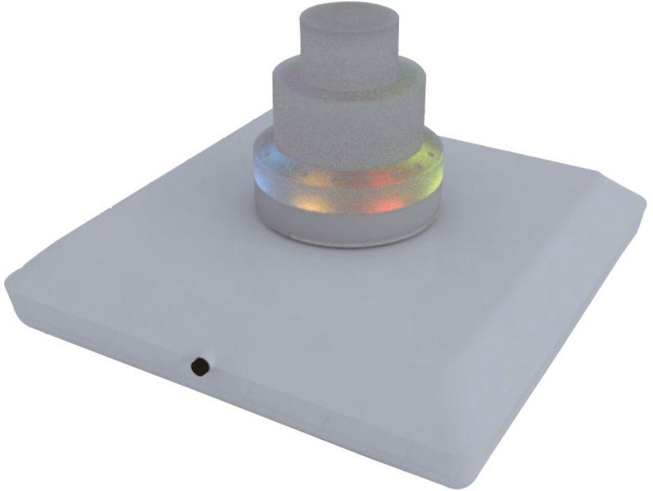Bazénová fontána - plovoucí s barevným světlem, 2.3kg (315022) Hanscraft