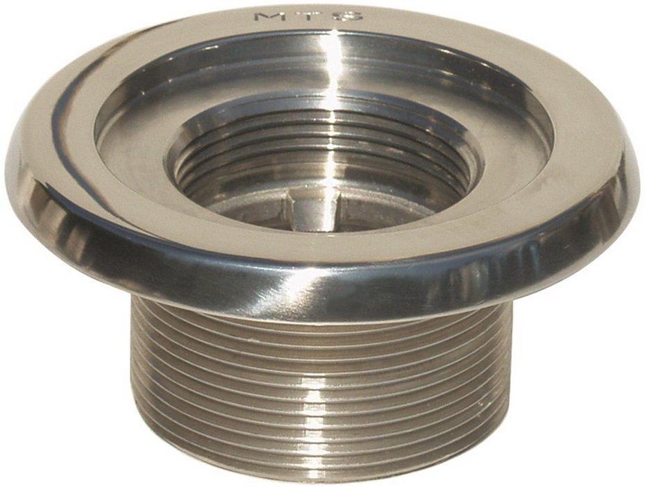 """Bazénový základní prvek 2"""" 40mm nerezový - součást trysky MTS, nerez AISI 316, 0.5kg (308330) Hanscraft"""