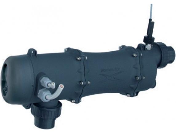 Elektrické průtokové topení WARMENATOR - 12 kW - MTS, 4.5kg (316020) Hanscraft