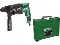 Vrtací a sekací kladivo Hitachi DH26PC - SDS-Plus, 830W, 3.2J, 2.8kg, kufr