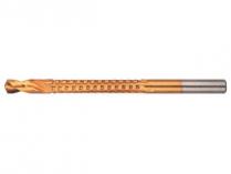 Frézovací vrták na dřevo a ocel Metabo HSS-G, 6x90mm