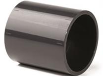 Mufna lepení/lepení - průměr 32mm, PT nátrubek, černý, 0.03kg