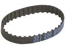 Náhradní gumový řemínek pro hoblík Balck-Decker KW710, KW711