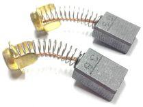Náhradní kartáče - Uhlíky do úhlové brusky Hitachi G23SS, G23SW - 2ks (999-038) Hitachi / HiKOKI