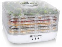 Sušička ovoce G21 Paradiso Cube white - 6 plat, 350W, časovač