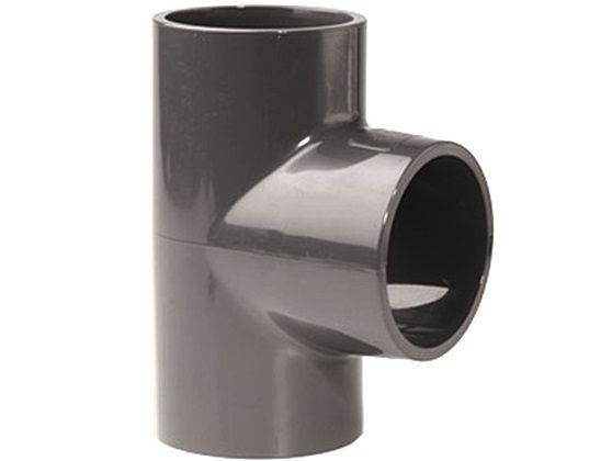 T-kus 90° lepení/lepení/lepení - průměr 63mm, k propojení trubek, PT, černý, 0.36kg (317406) Hanscraft