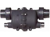 Tepelný výměník Warmenator 13kW - MTS, termoplastový, 30m3/h, 333mm, 2.1kg