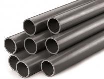 Trubka PVC 200x7,7mm PN 10 šedá - 5m, lepení, 33kg