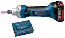 Bosch GGS 18 V-LI Professional aku přímá bruska 1x aku 18V/5.0Ah, v kufru L-Boxx (06019B5307) Bosch PROFI