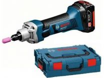 Aku přímá bruska Bosch GGS 18 V-LI Professional - 1x 18V/5.0Ah, 1.8kg, L-Boxx