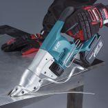 Aku nůžky na plech Makita DJS130Z - 18V, 2.2kg, bez akumulátoru a nabíječky