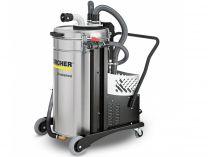 Kärcher IVL 50/24-2 profi mokro-suchý vysavač pro čištění prostor výroby a strojů, 2.4kW, 50L, 110kg