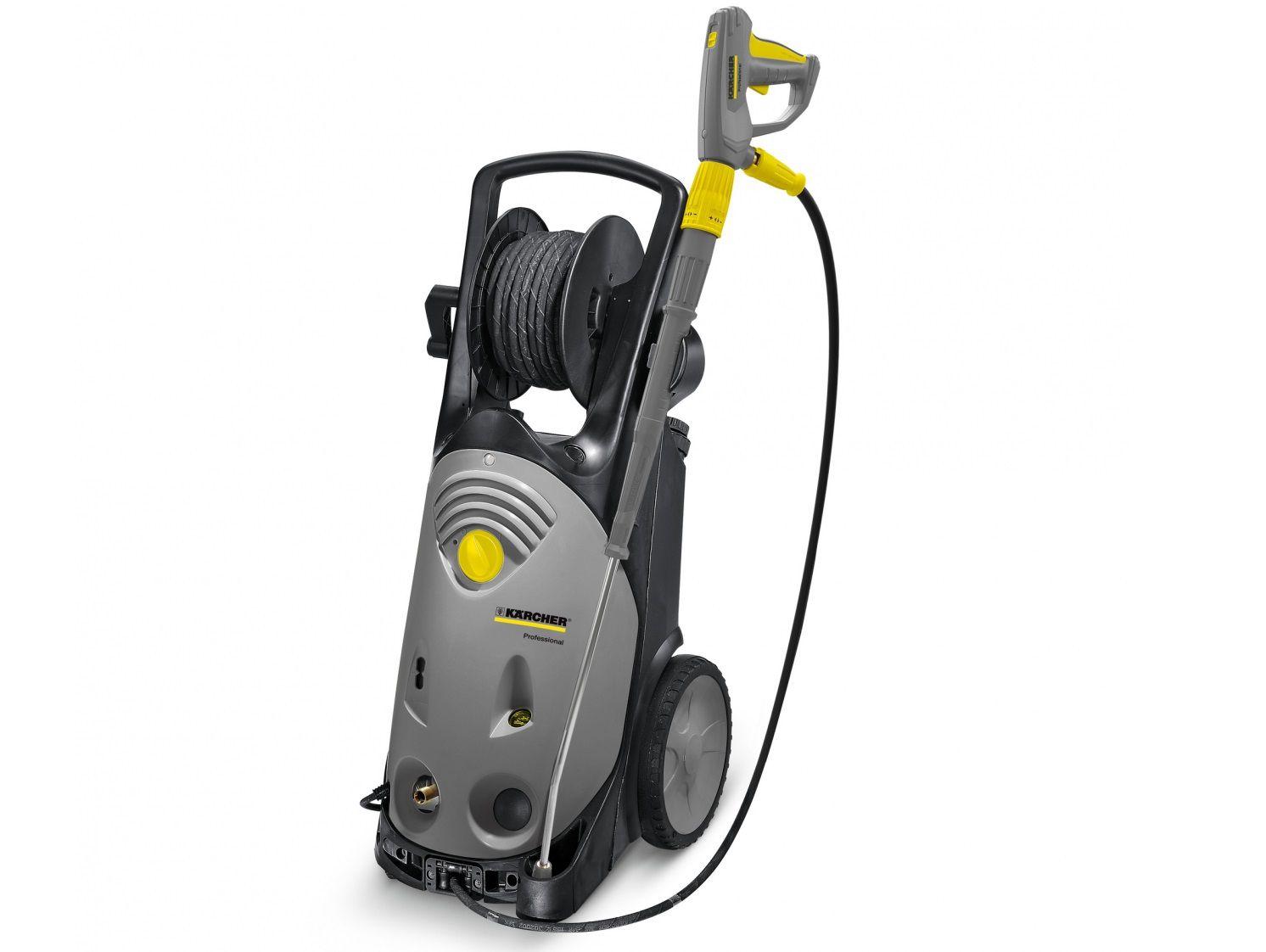 Profi vysokotlaký čistič Kärcher HD 13/18-4 SX Plus, bez ohřevu, třífázový motor, 9.2kW, 650-1300L/H, 560x500x1090mm, 64kg (1.286-936.0)