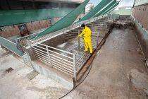 Profi vysokotlaký čistič Kärcher HD 25/15-4 Cage Plus EASY!Force - 12.5kW, 30-150/3-15 bar/MPa, 112kg, 957x686x1080mm (1.353-907.0)