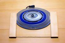 Infrasauna Hanscraft GRANADA 2+ pro 6 osob, podlahový zářič, LED chromoterapie, Bluetooth, kanadský jedlovec, karbonové zářiče s ionizerem