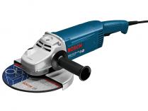 Úhlová bruska Bosch GWS 22-230 JH Professional - 2.200W, 230mm, 5.2kg