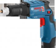 Bosch GTB 12V-11 Professional bezuhlíkový aku šroubovák na sádrokarton - 2x aku 12V/3.0Ah, 11/3Nm, v kufru L-BOXX 102 (06019E4004) Bosch PROFI