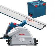 Bosch GKT 55 GCE Professional ponorná pila + vodící lišta FSN 1600 + L-Boxx (0601675002) Bosch PROFI
