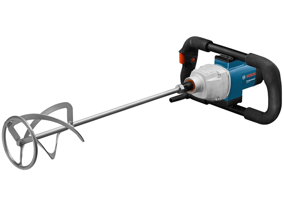 Bosch GRW 12 E Professional elektrické míchadlo - 1200W, M14, 5.3kg (06011A7000) Bosch PROFI