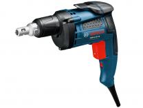 Bosch GSR 6-45 TE Professional - 701W, 0 - 4.500ot/min, 1.4kg, elektrický šroubovák na sádrokarton