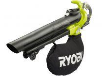 Ryobi RBV36B - 36V, 238km/h., 2.38kg, bezuhlíkový aku fukar na listí, bez aku