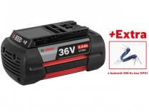 Akumulátor Bosch GBA 36 V 6,0 Ah Professional - 36V/6.0Ah, 1.3kg + dárek multitool