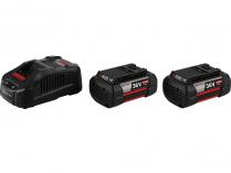 Bosch Starter Set 2 x GBA 36V 6.0 Ah + GAL 3680 CV Professional