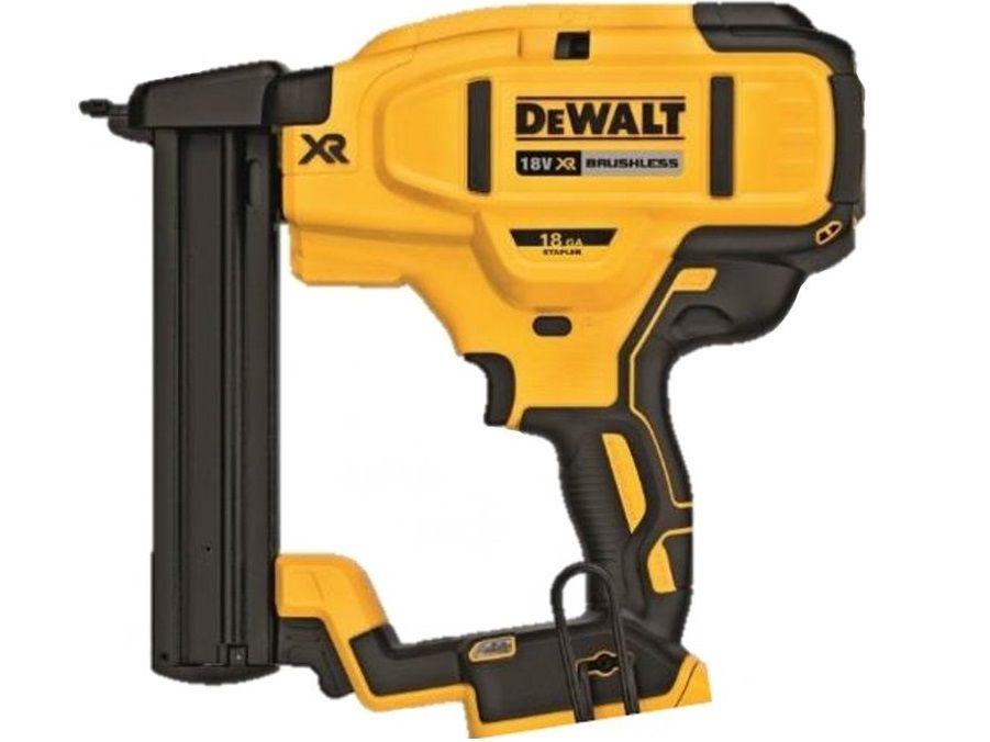 DeWALT DCN681N-XJ Bezuhlíková aku hřebíkovačka - 18V, 12-38mm, 2.6kg, bez akumulátoru a nabíječky