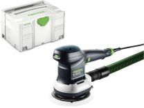 Festool ETS 150/3 EQ-Plus - 310W, 150mm, 1.8kg, excentrická bruska, kufr Systainer SYS 3 T-LOC
