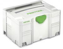 Excentrická bruska Festool ETS 150/3 EQ-Plus - 310W, 150mm, 1.8kg, kufr Systainer SYS 3 T-LOC (575022)