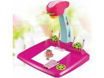 Hračka G21 Kreslicí projektor - růžový