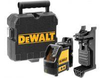 DeWALT DW088CG-XJ - 0.5kg, kufr, profi křížový laser
