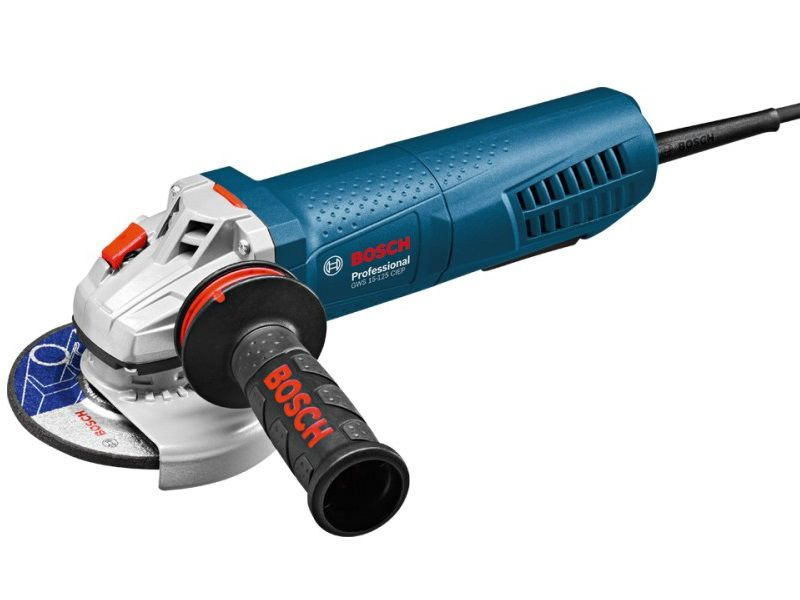 Úhlová bruska Bosch GWS 15-125 CIEP Professional s regulací otáček, 125mm, 1500W, 2.5kg (0601796202) Bosch PROFI