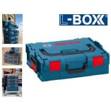 Aku vrtačka bez příklepu Bosch GSR 18-2-LI Professional 3x aku 18V/2.0Ah, kufr L-Boxx (0615990HU9) Bosch Professional