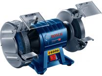 Dvoukotoučová bruska Bosch GBG 60-20 Professional - 600W, 200mm, 15kg, s indukčním ...