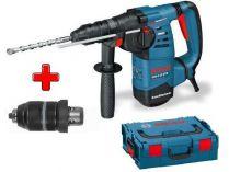 Vrtací a sekací kladivo Bosch GBH 3-28 DFR Professional - SDS-Plus, 800W, 3.5J, kufr