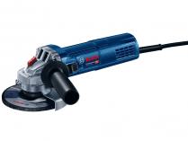 Úhlová bruska Bosch GWS 9-125 S Professional - 125mm, 900W, 1.9kg, s regulací