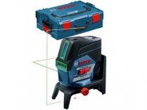 Křížový laser Bosch GCL 2-50 CG Professional - 1x 12V/2.0Ah, kufr L-BOXX