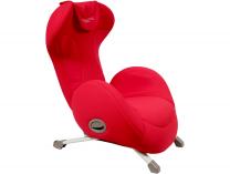 Masážní křeslo HANSCRAFT Levante - červené, 55W, 750x670x950mm, 31kg