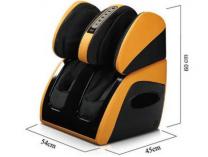 Masážní stroj na nohy HANSCRAFT 3D Footy - žlutý