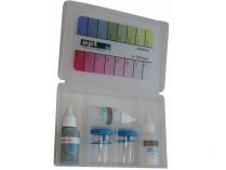 Tester Aseko SANOSTRIPS pH / CLF / CLT, na 200 stanovení, 0.3kg